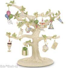 Lenox Happy Birthday 12-Piece Mini Ornament Set MSRP $100  (Tree NOT Included)