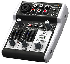 Behringer Xenyx 302USB Mixer  302 USB Interface New