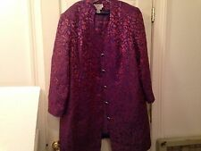 Studio C 26W Dressy Suit Mother of the Bride Formal Occasion Church Maxi Modest