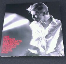 David Bowie - LIVE NASSAU COLISEUM '76 2 CD Who Can I Be Now BOX SET