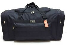 "Elite 27""  Large Lightweight  Luggage Holdall - Travel, Gym, Sports Bag"