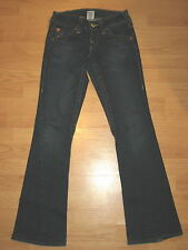 Womens True Religion denim jeans blue 25X31 bootcut Awesome!