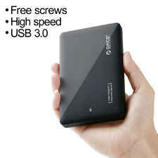 ORICO USB 3.0 2.5'' SATA Enclosure External Case Cover For SSD Hard Drive Disk