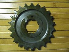 Indian 1936 Chief  * gear box sprocket - 22 tooth *