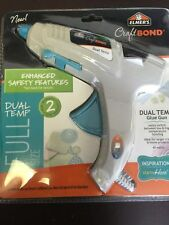 ELMERS FULL SIZE DUAL TEMP GLUE GUN BRAND NEW
