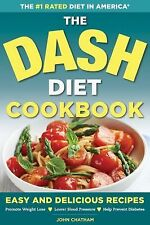 The DASH Diet Health Plan Cookbook : Easy and Delicious Recipes to Promote...