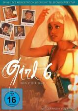 Madonna Quentin Tarantino../Girl 6 Six for Sex (2011) Musik von Prince ovp/DVD
