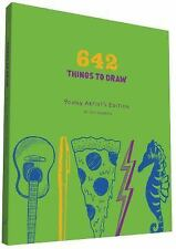 642 Things to Draw: Young Artist's Edition by 826 Valencia Writing Center...