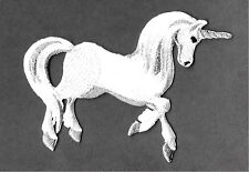 Unicorn  - Mythical - Pegasus - Pony - Embroidered Iron On Applique Patch