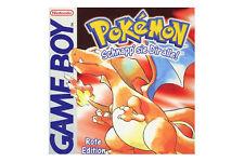 ## Pokemon rote Edition (nur das Modul / ohne OVP) für GB / Gameboy Classic ##