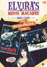 DVD Elviras Movie Macabre Gamera Super Monster & They came from Outer Space NEW