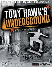 Acceptable, Tony Hawk's Underground Official Strategy Guide (Bradygames Take You