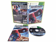 Spider-Man: Edge of Time (Microsoft Xbox 360, 2011) CIB Complete in Box