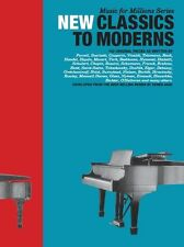 Music For Millions New Classics To Moderns Learn to Play PIANO Songs Tunes BOOK