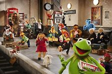THE MUPPET SHOW MUPPETS MOST WANTED MOVIE PROMO POSTER