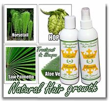 HAIR RENEW 2 Combo natural loss treatment shampoo fast grow menopausal thinning
