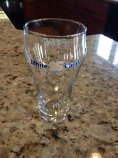 "White Castle 95 years anniversary Drinking Glass cup Coca-Cola 6.5"" Coke 95th"