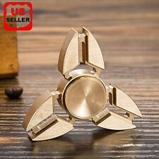 HANd Tri Spinner Fidget Desk Toy EDC Stocking Stuffer Kids/Adult Best Finger Toy