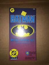 1989 DC COMICS BATMAN METAL FIGURES SET #6506    NIP/SEALED