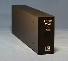 LDG AT-897PLUS Antenna Tuner for Yaesu FT-897/897D - Authorized USA LDG Dealer