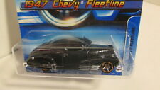 Hot Wheels 2005 #154 1947 CHEVY FLEETLINE black FTE faster than ever wheels