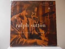 RALPH SUTTON - PIANO SOLS - RIVERSIDE RECORDS-RLP-12-212 - DEEP GROOVE