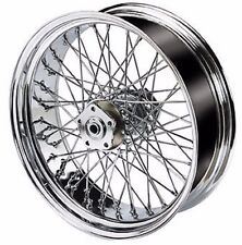 "16"" REAR 60 SPOKE 200mm WHEEL 16 X 5.5"" HARLEY SOFTAIL RIGID CUSTOM CHOPPER"