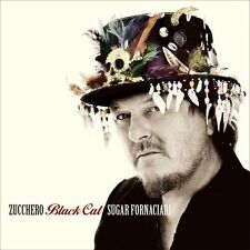 ZUCCHERO - BLACK CAT - LP VINYL NEW SEALED 2016
