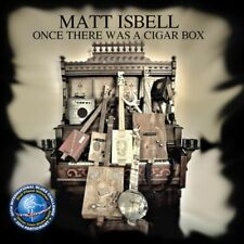 Cigar Box Guitar Cd - Once There Was A Cigarbox By Matt Isbell- Cigar Box Music