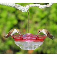 Aspects Mini HummBlossom Hummingbird Feeder, Rose, 433