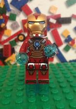 LEGO Iron Man MK17  Heart Breaker Armor 76008 sh073