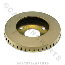 90mm TOP UPPER BURNER BRASS FLAME SPREADER RING FOR GAS OVEN RANGE - SPARE PARTS