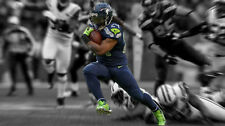 {24 inches X 36 inches} Marshawn Lynch Poster Beast Mode - Free Shipping!