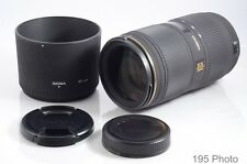 Sigma 50-150mm f/2.8 II APO EX DC HSM lens for ** Sony Alpha ** Exc++ **(#1009)