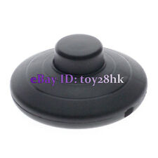 Brand New In-line On/Off Lamp Light Foot Pedal Push Switch 110~220V 2A Black