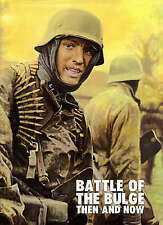 Battle of the Bulge: Then and Now by Winston G. Ramsey, Jean-Paul Pallud (Hardba