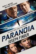 Paranoia, Finder, Joseph, Good Book