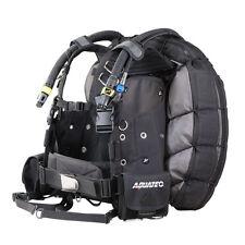 AQUATEC TecDive Back Dive BCD scuba diving navy seal BCD BC-72