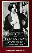 Critical Editions Ser.: The Picture of Dorian Gray : Authoritative Texts,...