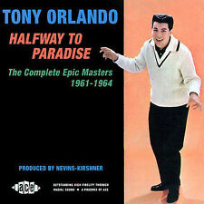 Halfway to Paradise: The Complete Epic Masters 1961-1964 * by Tony Orlando...