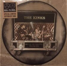 The Kinks - Live On Air 1964 - 1965 - LP Picture Disc - Brand New  - 1000 Only