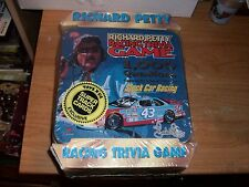 Richard Petty Racing Trivia Game 1000 Question Stock Car Racing Ages 8+ NEW
