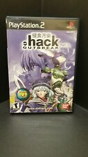 .hack//OUTBREAK (Sony PlayStation 2, 2003) testsed free shipping