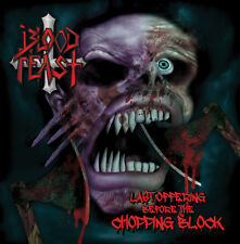 BLOOD FEAST Last offering before the chopping block CD thrash Slayer