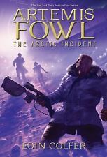 Artemis Fowl The Arctic Incident by Eoin Colfer SC new