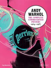 Andy Warhol: The Complete commissioned Posters 1964-1987 (Hardcov. 9783791349718