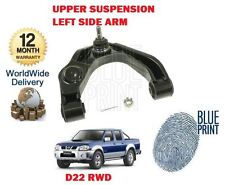 FOR NISSAN D22 PICKUP + NAVARA 2.5 RWD 4x2 1998-2004 NEW LEFT UPPER WISHBONE ARM