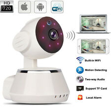 Wireless 720P HD WIFI DVR IP Camera Motion Detection IR Lamp Video Recorders Cam