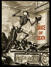 ☆ DANCE OF DEATH MACABRE BOOKS ☆ Bizarre Antiquarian Volumes & Prints on DVD-Rom