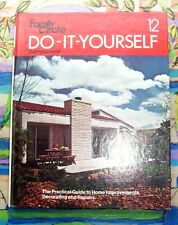 FAMILY CIRCLE DO-IT-YOURSELF ENCYCLOPEDIA VOL 12 (HARDBACK)